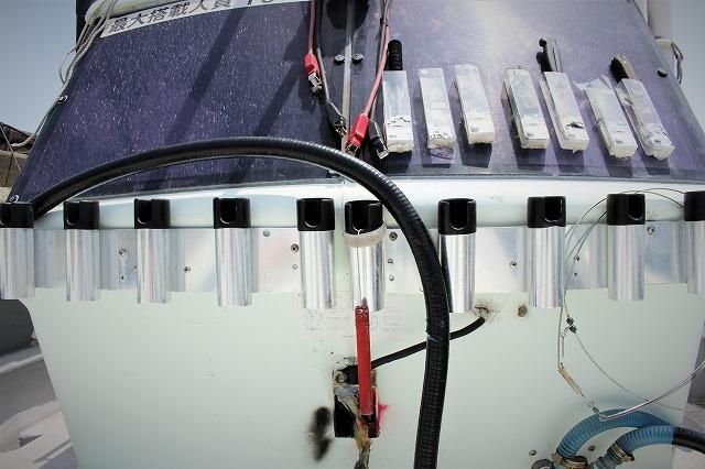 フィッシング太陽 船体情報 お手洗い